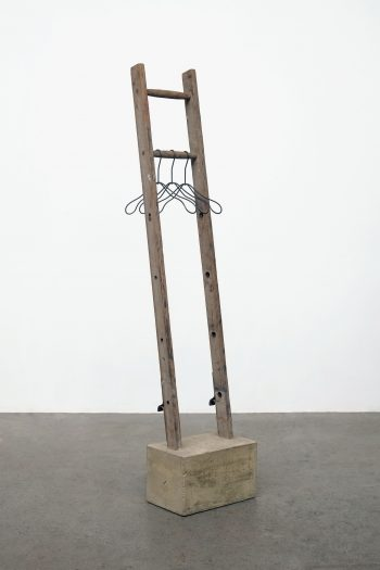 CONCRETE LADDER