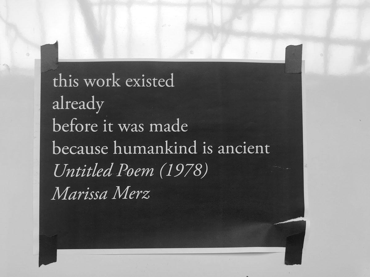 190705 Marissa Merz Poem
