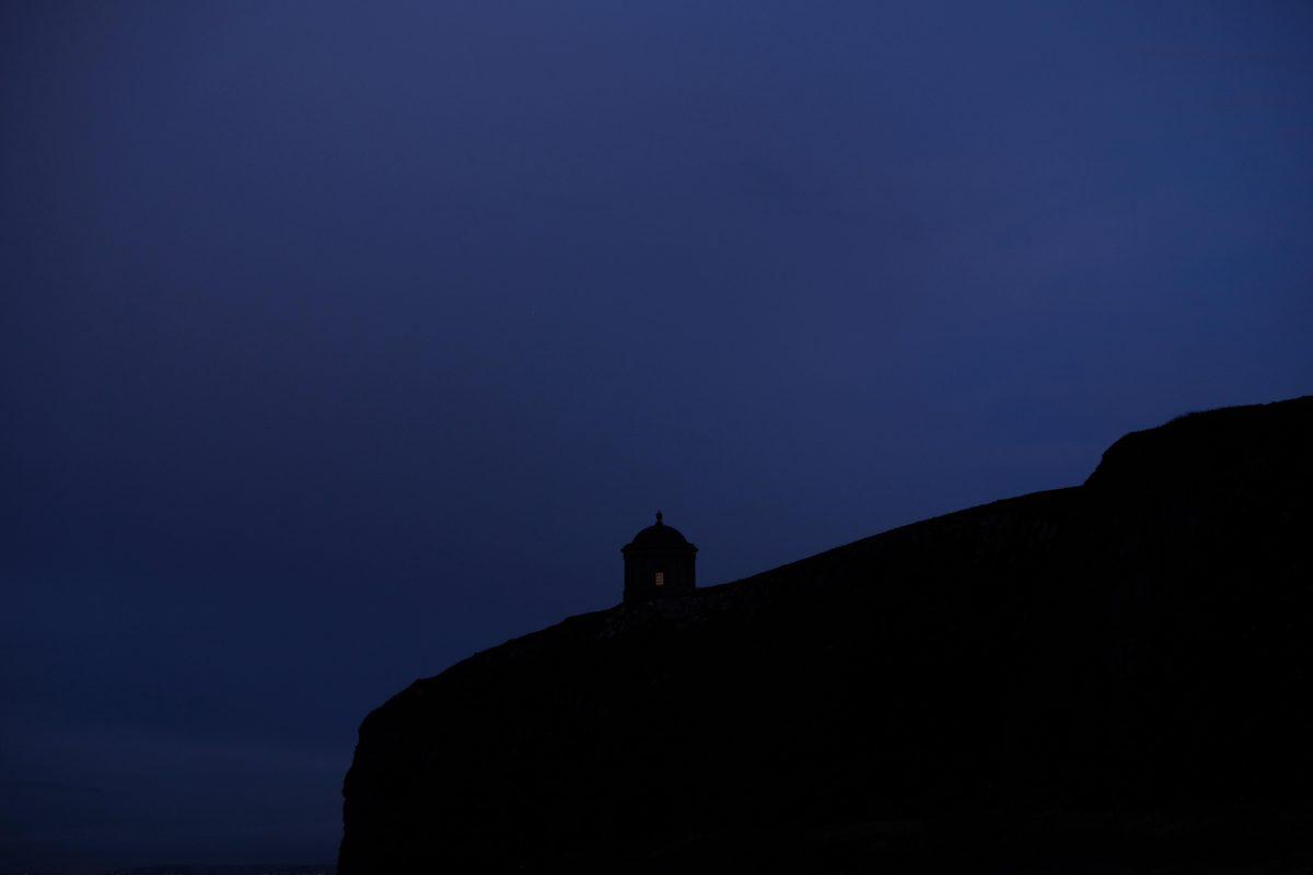 Mussenden Temple 1.2_Astronomical Twilight
