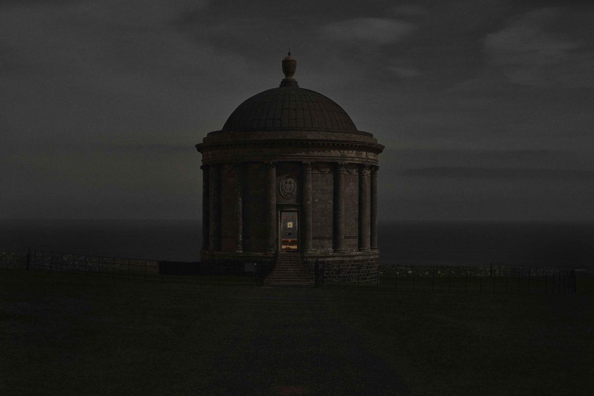 2. Silent Light_Stained Moons at Mussenden Temple_JAMESPLUMB_Photo©Rich Stapleton